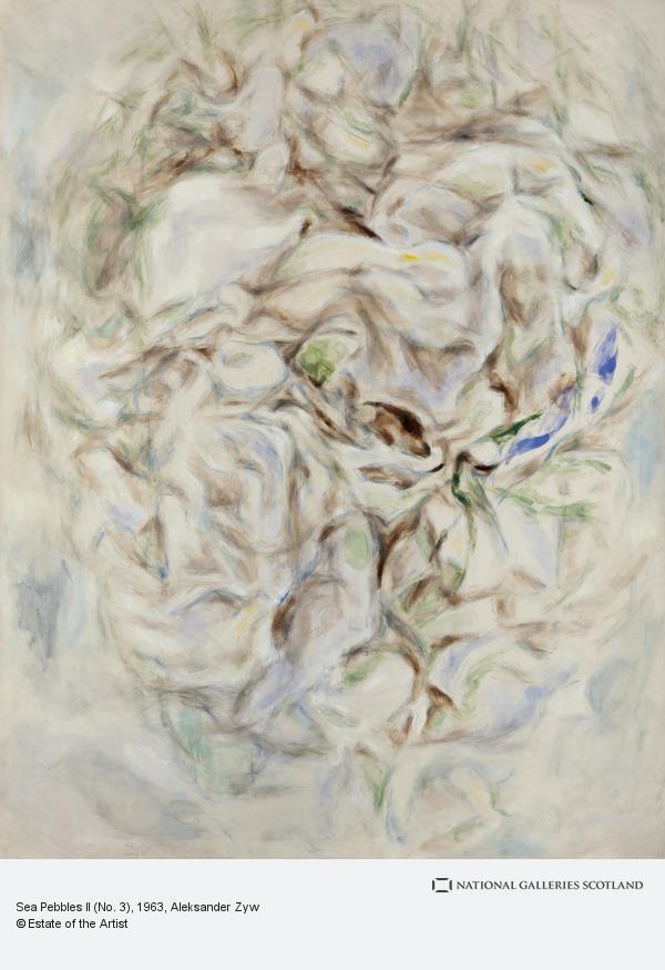 Aleksander Zyw, Sea Pebbles II (No. 3)