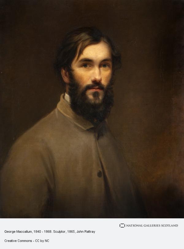 Unknown, George Maccallum, 1840 - 1868. Sculptor