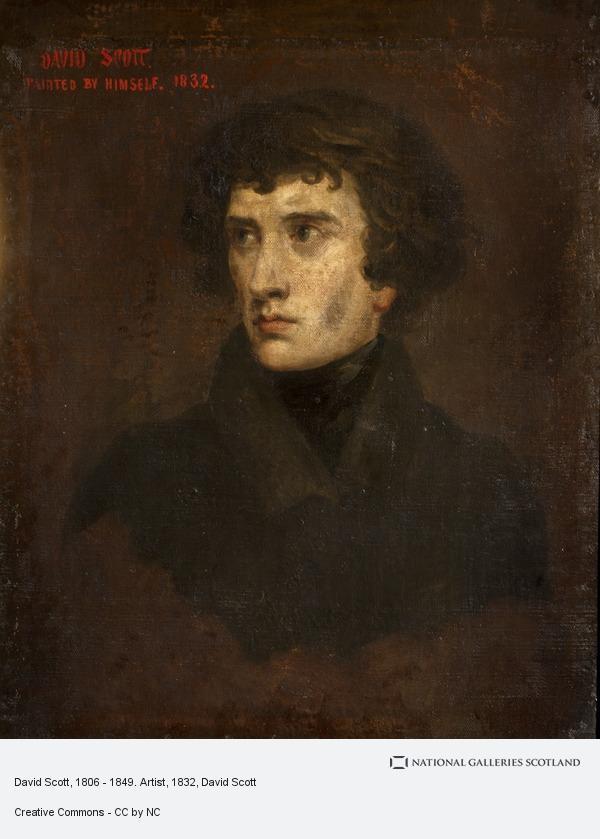 David Scott, David Scott, 1806 - 1849. Artist