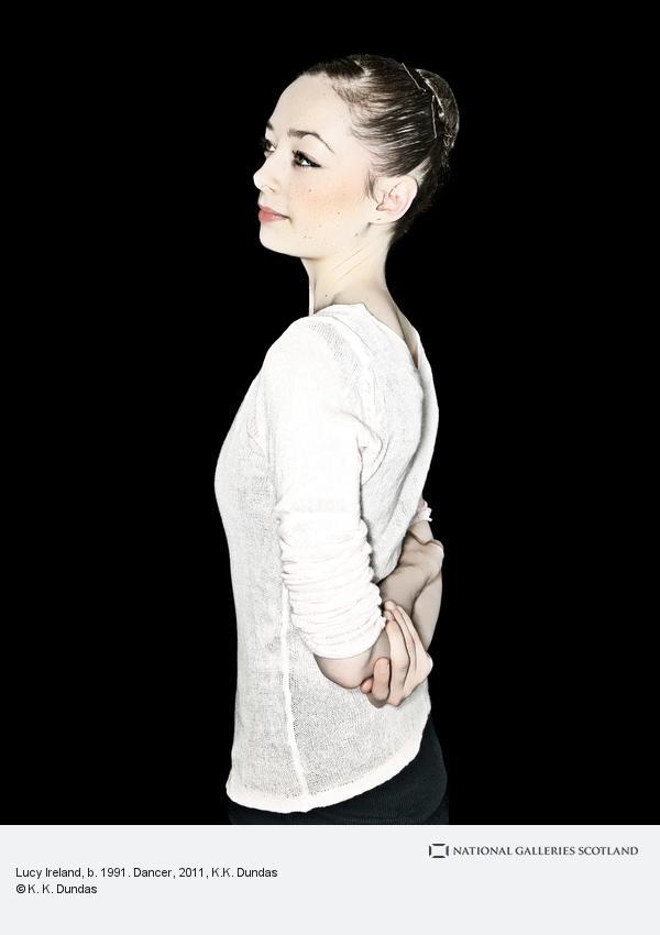 K.K. Dundas, Lucy Ireland, b. 1991. Dancer
