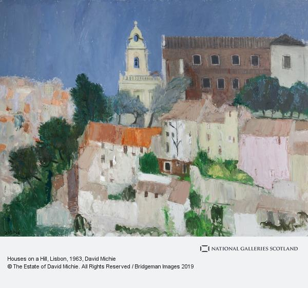 David Michie, Houses on a Hill, Lisbon