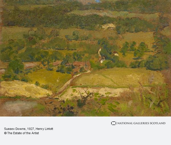 Henry Lintott, Sussex Downs