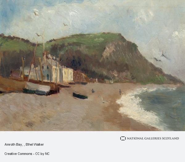 Ethel Walker, Amroth Bay