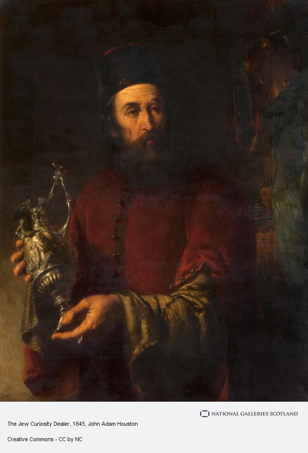 John Adam Plimmer Houston, The Jew Curiosity Dealer