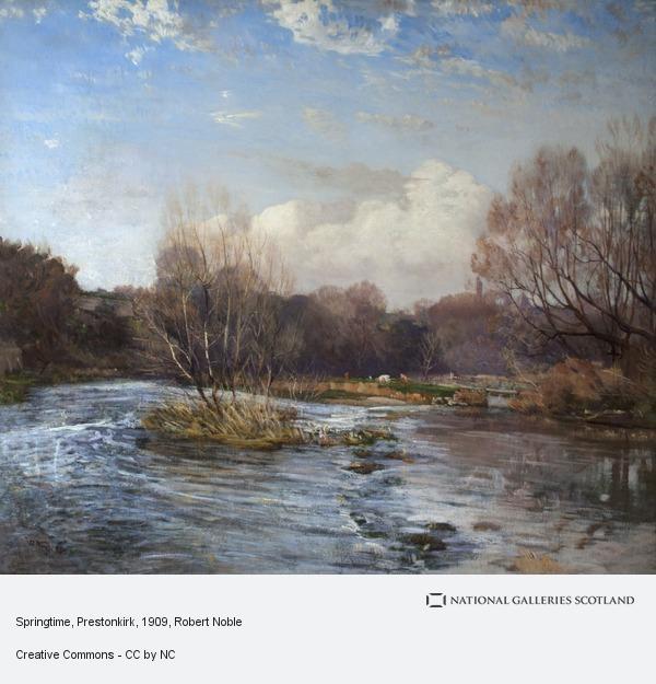 Robert Noble, Springtime, Prestonkirk