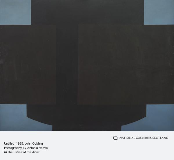 John Golding, Untitled