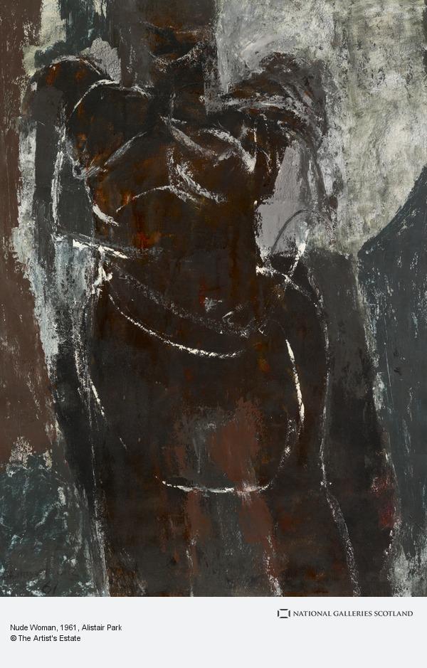 Alistair Park, Nude Woman