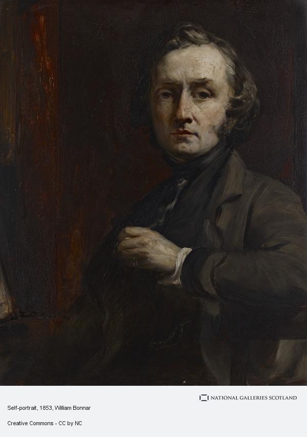 William Bonnar, Self-portrait