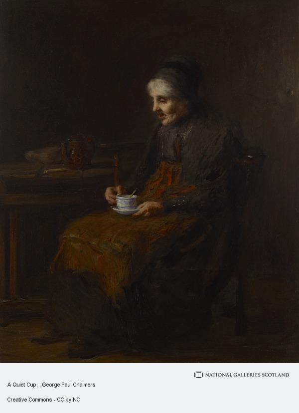 George Paul Chalmers, A Quiet Cup