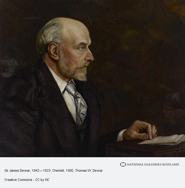 Thomas W. Dewar, Sir James Dewar, 1842 – 1923. Chemist