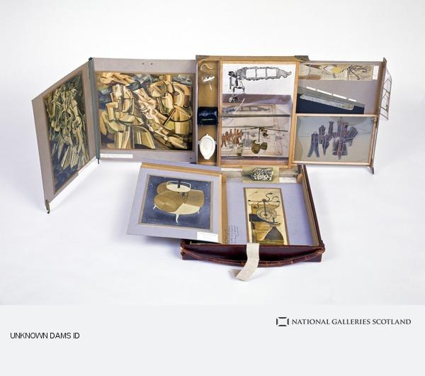 Marcel Duchamp, La Boîte-en-Valise [Box in a Suitcase]
