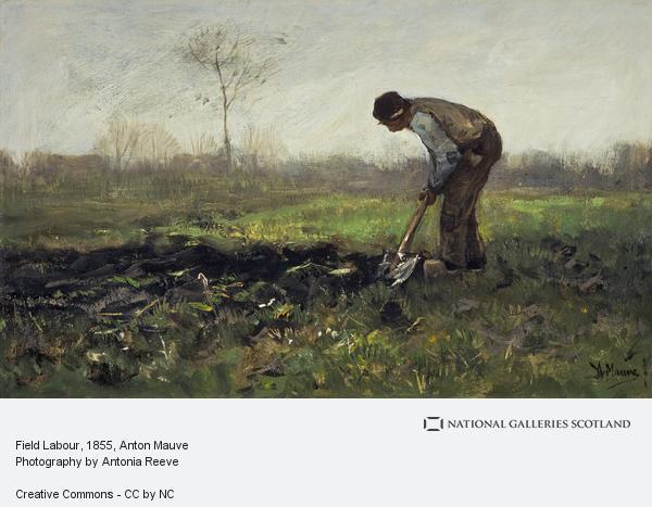 Anton Mauve, Field Labour