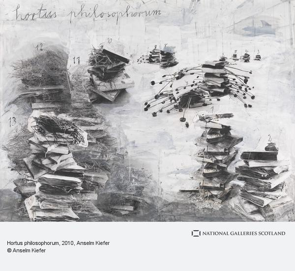 Anselm Kiefer, Hortus philosophorum