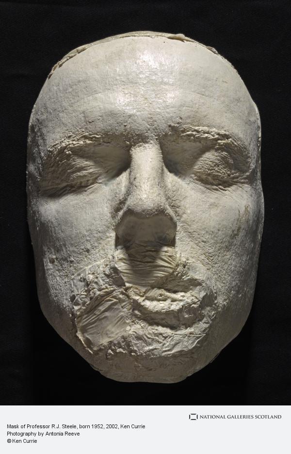 Ken Currie, Mask of Professor R.J. Steele, born 1952