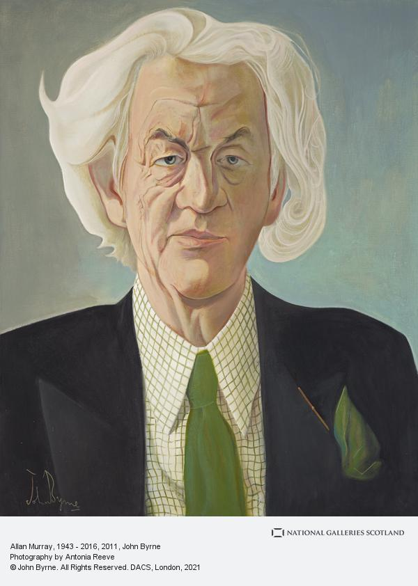 John Byrne, Allan Murray, b. 1943