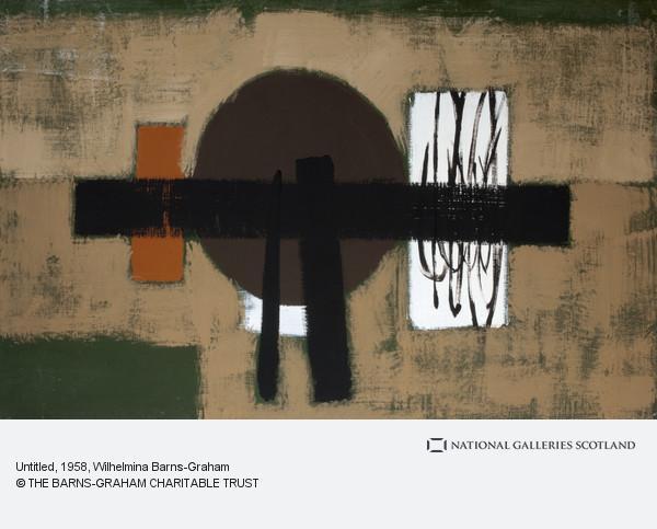 Wilhelmina Barns-Graham, Untitled