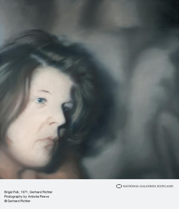 Gerhard Richter, Brigid Polk (1971)