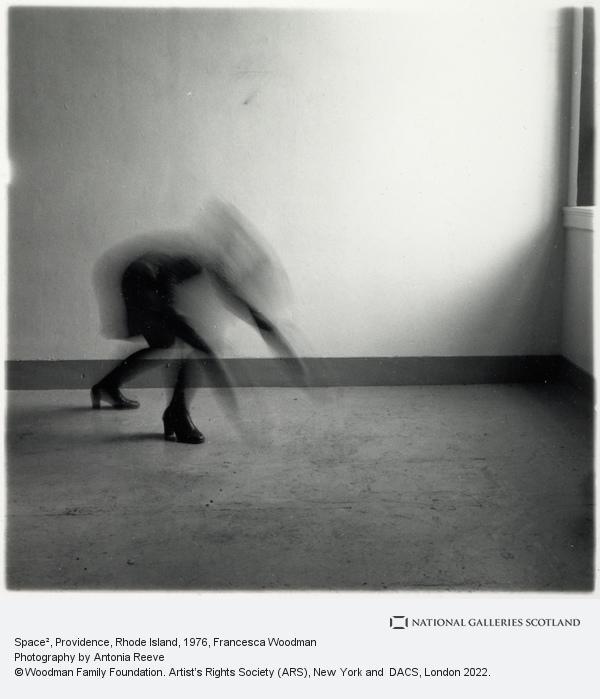 Francesca Woodman, Space², Providence, Rhode Island, 1975-1978 (1975-1978)