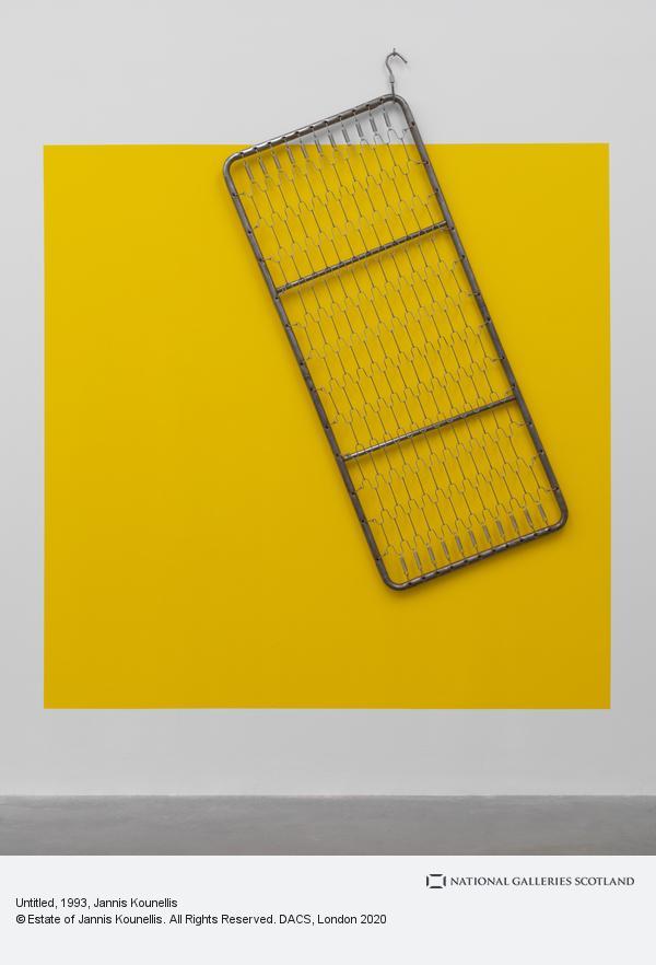 Jannis Kounellis, Untitled (1993)