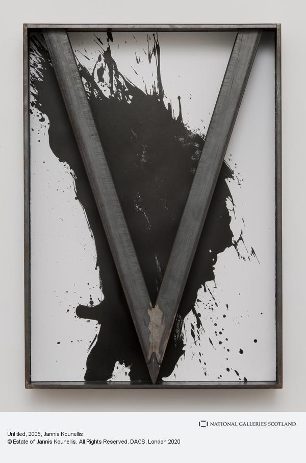 Jannis Kounellis, Untitled (2005)