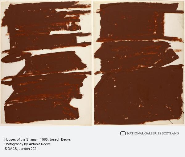 Joseph Beuys, Houses of the Shaman (1965)