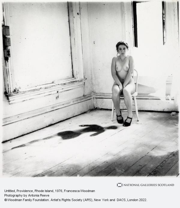 Francesca Woodman, Providence, Rhode Island , 1976 (1976)