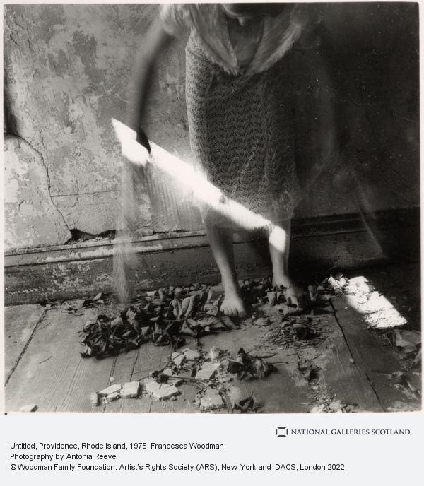 Francesca Woodman, Untitled (1975-1980)