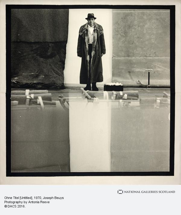 Joseph Beuys, Ohne Titel [Untitled] (1970)