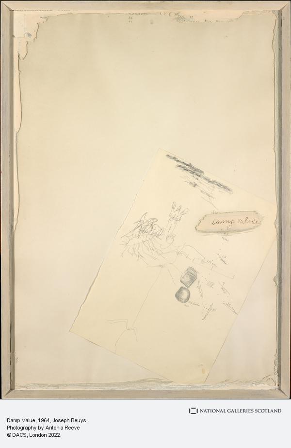Joseph Beuys, Damp Value (1964 - 1974)
