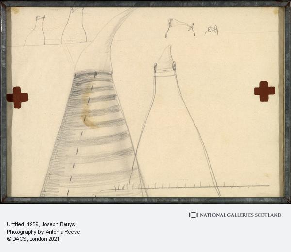 Joseph Beuys, Untitled (1959 - 1960)