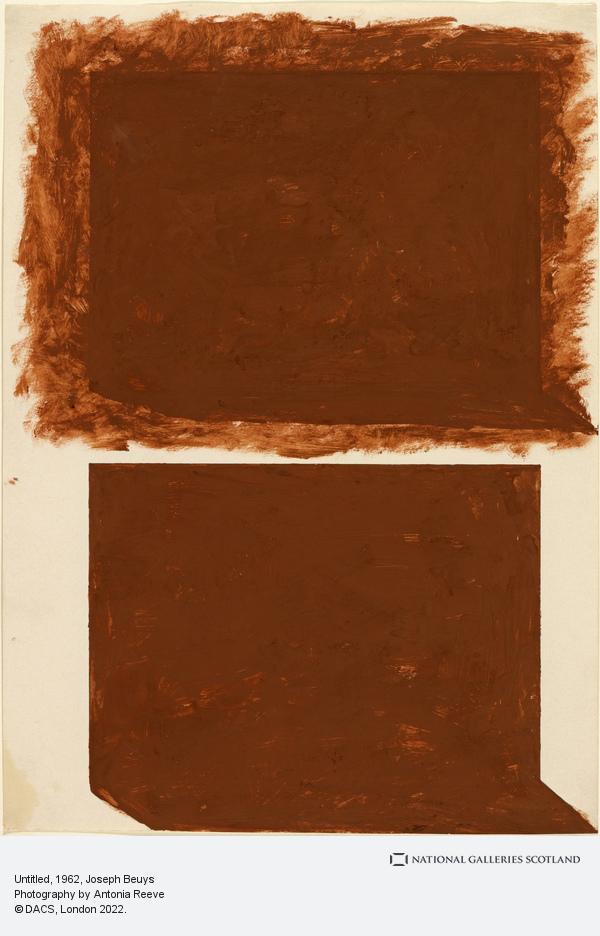 Joseph Beuys, Untitled (1962)