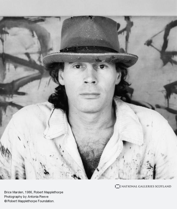 Robert Mapplethorpe, Brice Marden
