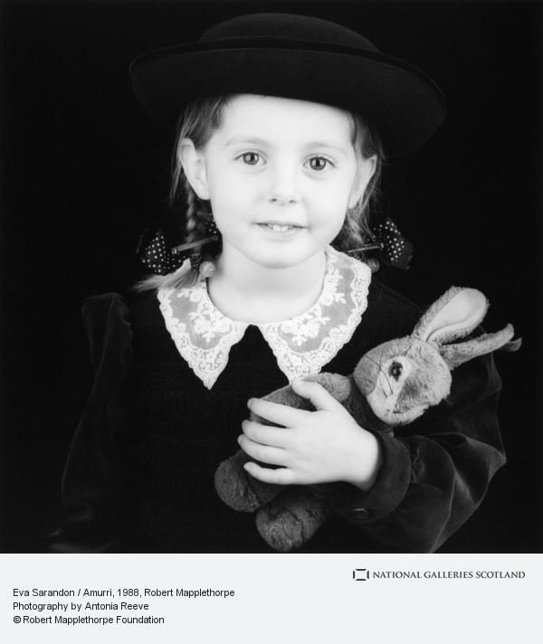 Robert Mapplethorpe, Eva Sarandon / Amurri (1988)