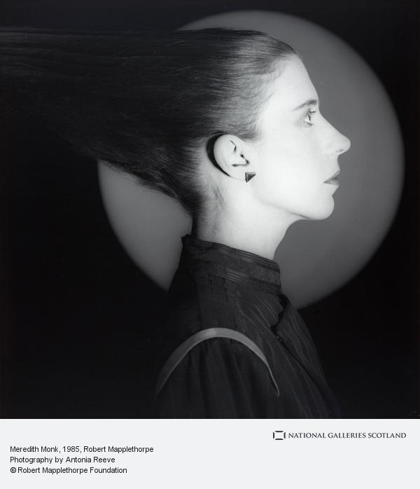 Robert Mapplethorpe, Meredith Monk (1985)