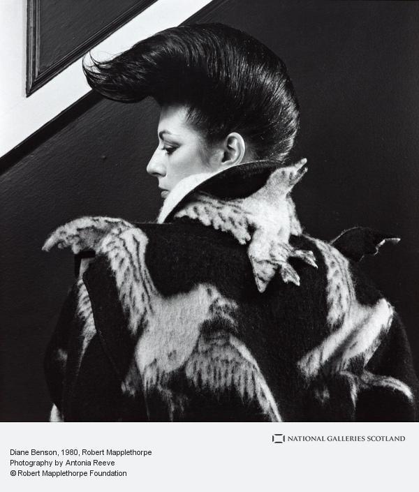 Robert Mapplethorpe, Diane Benson (1980)