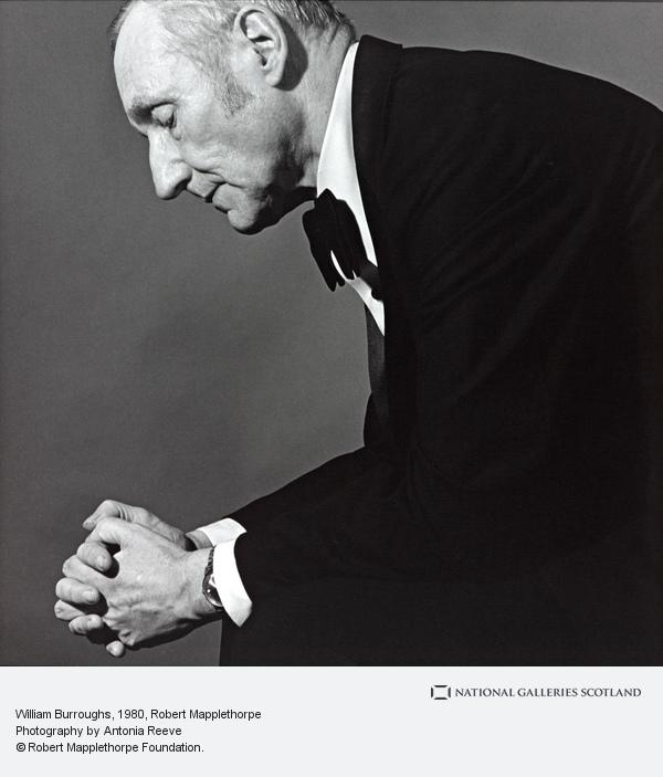 Robert Mapplethorpe, William Burroughs (1980)