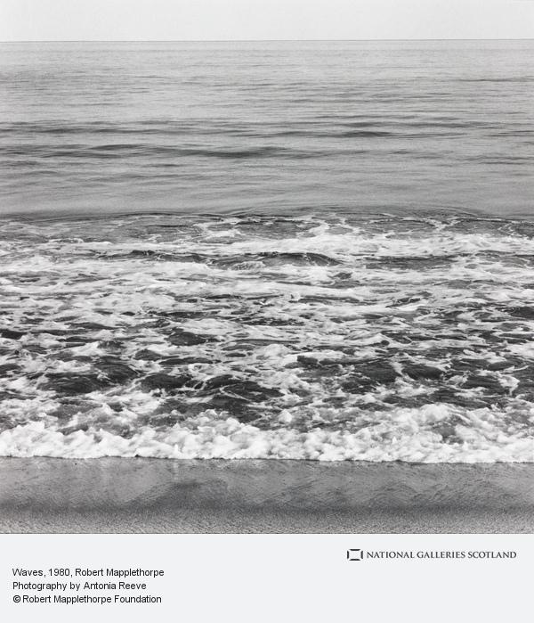 Robert Mapplethorpe, Waves (1980)