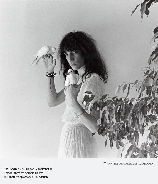 Robert Mapplethorpe, Patti Smith (1979)