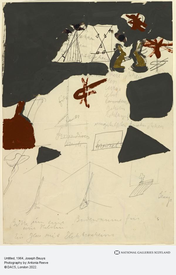 Joseph Beuys, Untitled (1964)