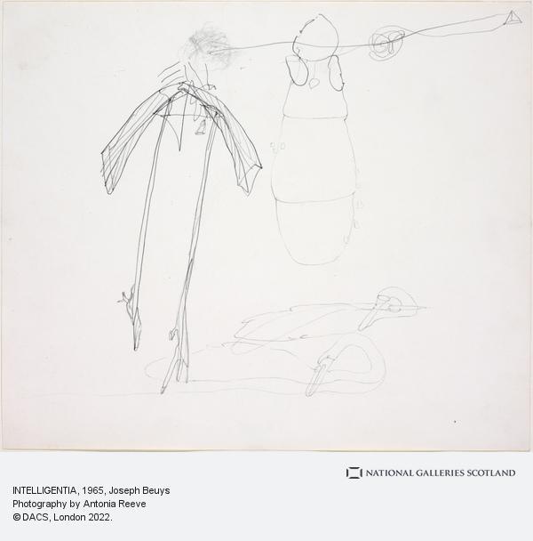Joseph Beuys, INTELLIGENTIA