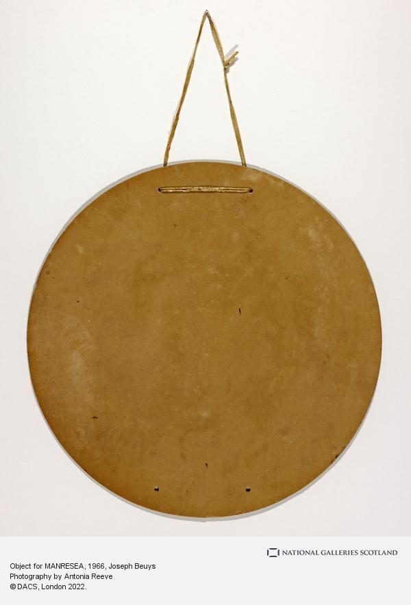 Joseph Beuys, Object for MANRESEA (1966)
