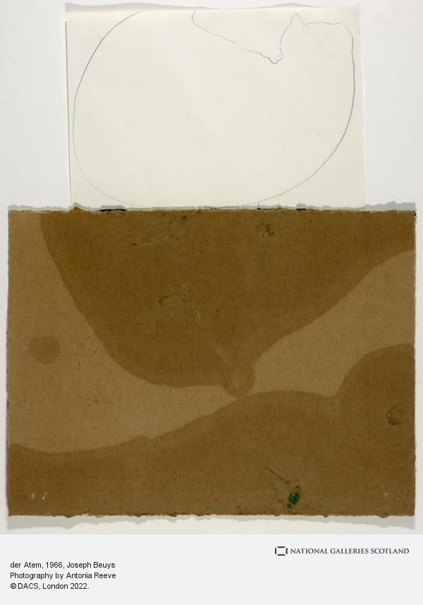 Joseph Beuys, der Atem (1966)