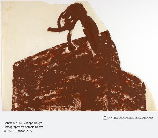 Joseph Beuys, Schmela (1966)