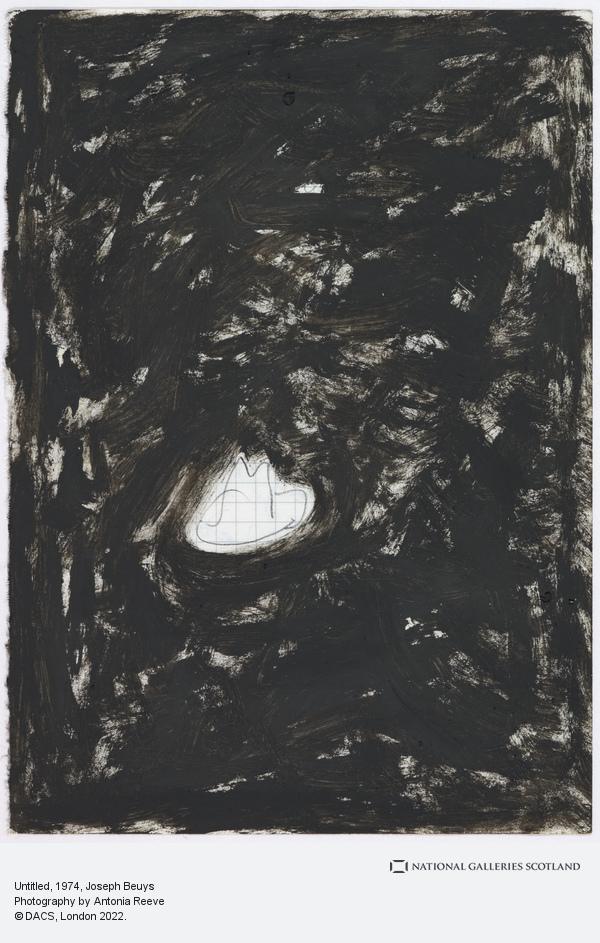 Joseph Beuys, Untitled (1974)