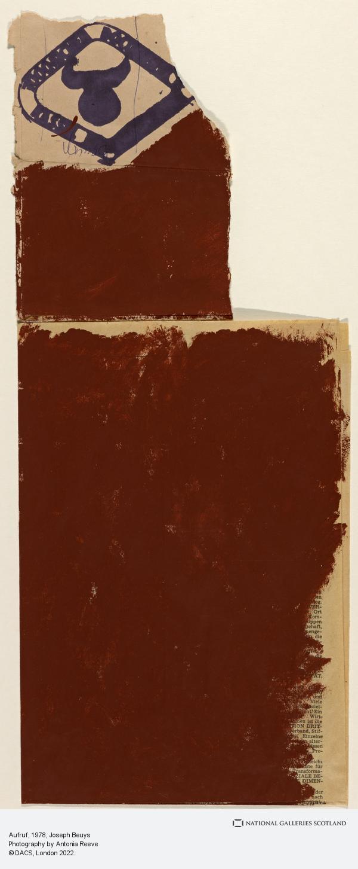 Joseph Beuys, Aufruf (1978-1983)