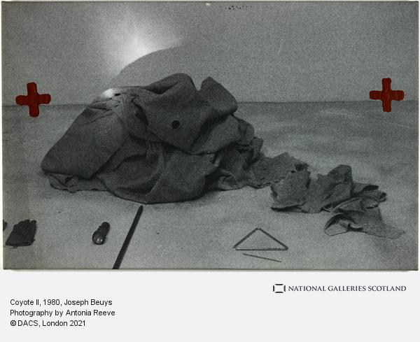 Joseph Beuys, Coyote II (1980)