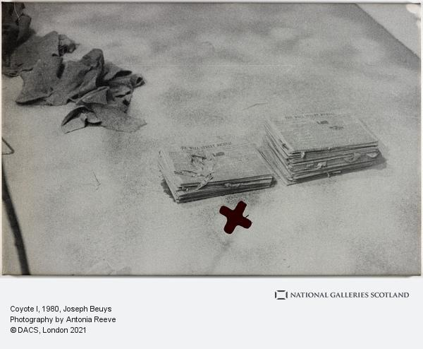 Joseph Beuys, Coyote I