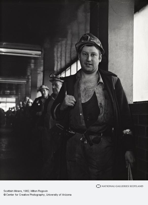 Milton Rogovin, Scottish Miners
