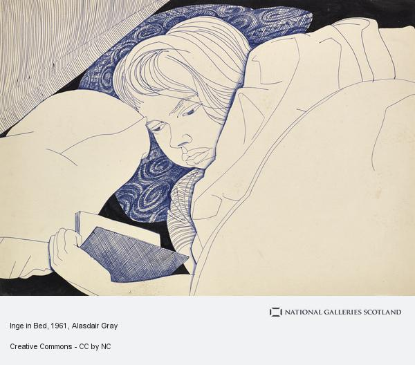 Alasdair Gray, Inge in Bed