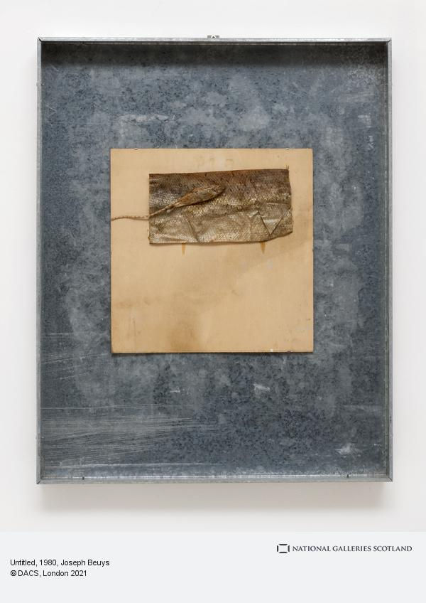 Joseph Beuys, Untitled (1980)